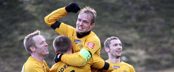 Christian Høgni í NSÍ fram til 2014