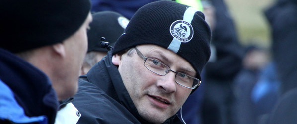 Trygvi Mortensen í uppskoti til FSF