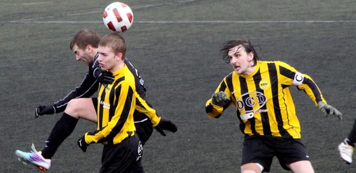 Tryggur heimasigur í 1. deild: NSÍ-FC Hoyvík 3-1