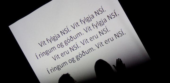 """Endabrakið av spurnarkappingini: """"Av Skipanesi til Æðuvíkar"""" í kvøld"""