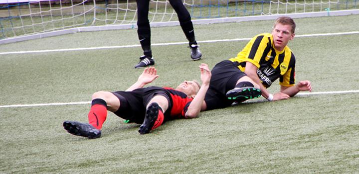 Javnt á Ólavsøku: HB-NSÍ 0-0