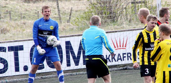 Kristian dagsins maður móti HB