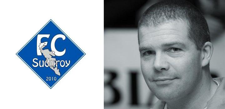 Úr skotgrøvini: Eyðbjørn Thomsen, FC Suðuroy