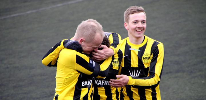 Søtur sigur við Løkin: NSÍ-TB 2-0