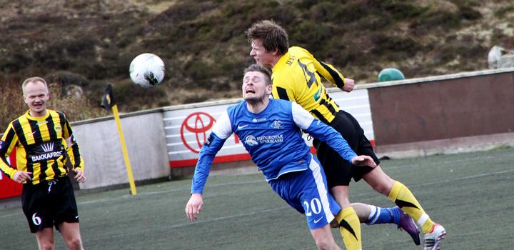 Javnleikur ímóti FC Suðuroy: NSÍ-FC Suðuroy 0-0