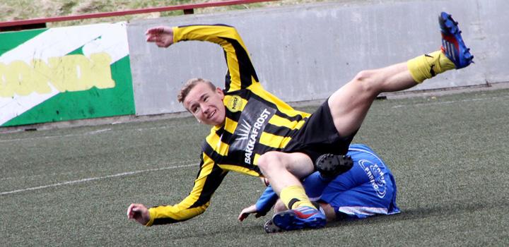 Árni dagsins maður móti FC Suðuroy