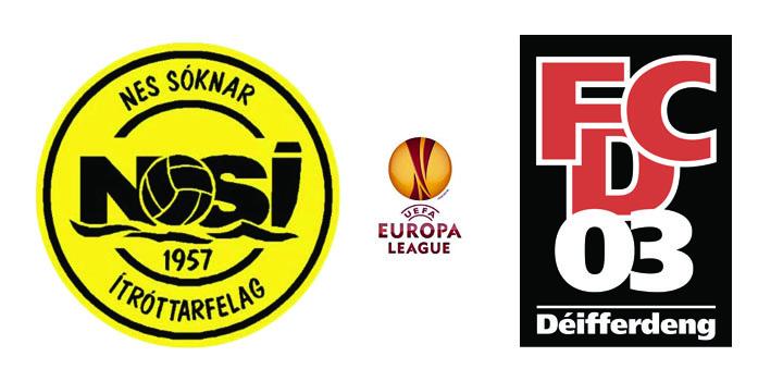 Tað bleiv FC Differdange 03