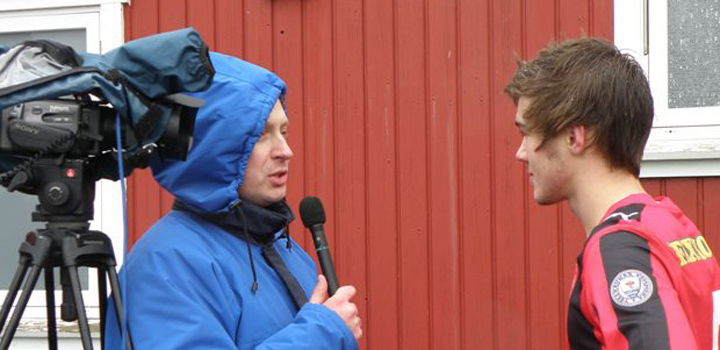 Úr skotgrøvini: Bjarni Nygaard, TB