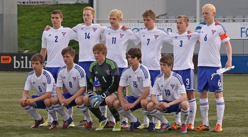 Aftur eitt tepurt tap: U-17 Føroyar – Norra: 0-1