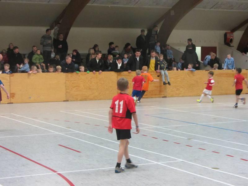 Bylgju Cup 2012: Innandurakapping í Klaksvík 29-30 desember