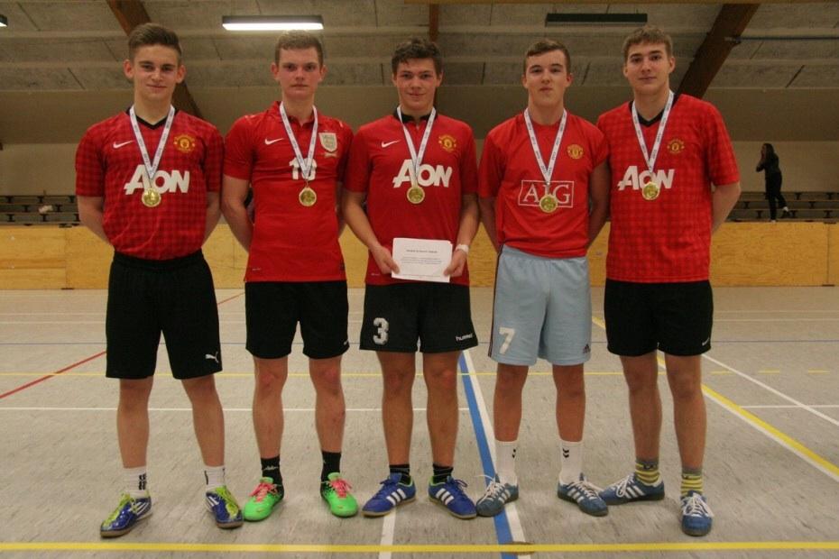 Bylgju Cup 2013: NSÍ vann kappingina hjá U-18