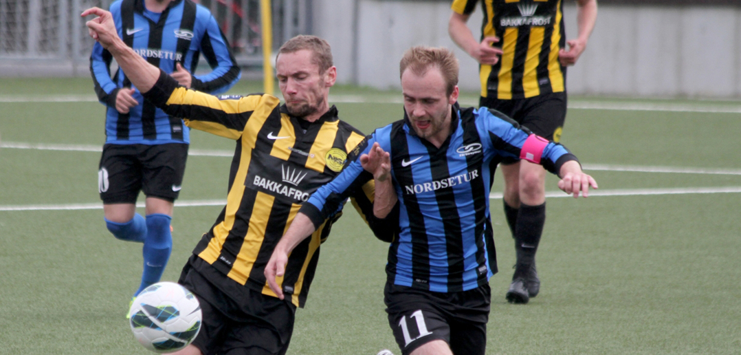 Vit møta EB/Streymi í fjórðingsfinaluni
