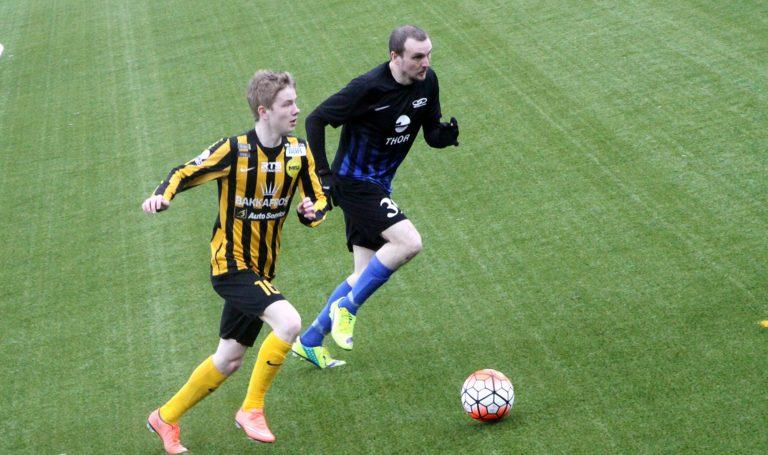 1/4 finalan: NSÍ 2-0 EB/Streymur (1-0)