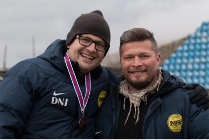 Djóni takkar fyri seg: – Framtíðin er bjørt!