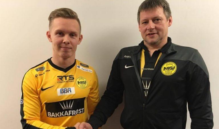 Jólagáva: – Bárður Jógvansson Hansen til NSÍ