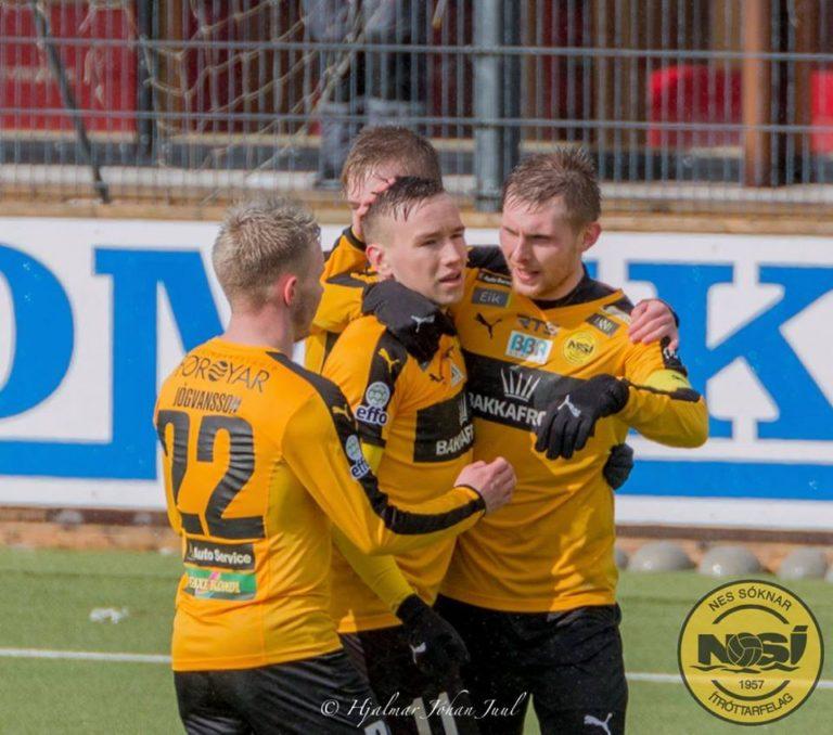 NSÌ – TB/FCS/Royn Sunnudagin kl 15.00 við Løkin!