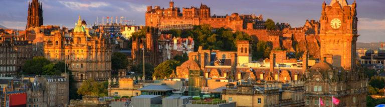 Kom til Edinburgh! Freistin at keypa ferðaseðil er mikudagin á midnátt!