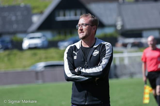 Glenn Ståhl nyggjur venjari hjá NSÍ