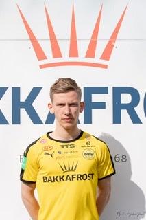 Jann J Benjaminsen longt við NSÍ