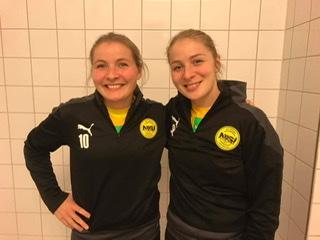 Heidi og Ansy úttiknar til kvinnulandsliði